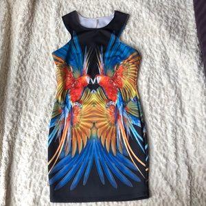 Juju & B Parrot Dress